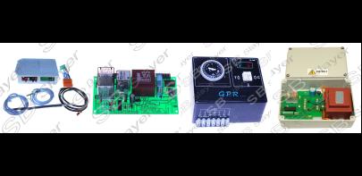 refrigeration electrical board