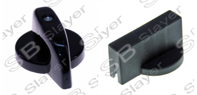 perilla temporizador-interruptor