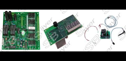 bag sealer electrical boards