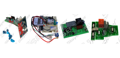 mixer/blender electrical board