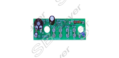 doser electrical board