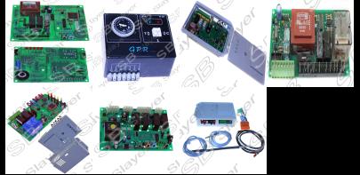 ice machine electrical board