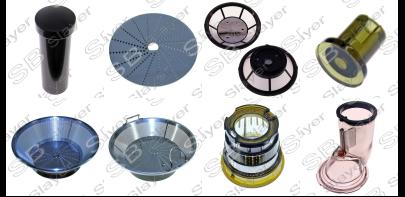 gruppo centrifuga ed estrattori